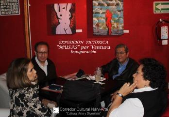 """1era Exposición Pictórica de Bora Soriano """"La Esencia de la Bella Donna"""""""