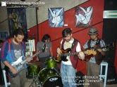 Acto musical con la participación de la banda de Blues/Jazz VonbiBand