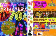 Fiesta primavera 70s